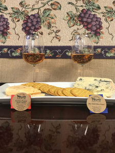 Royal Rabbit Wine and Cheese Pairings