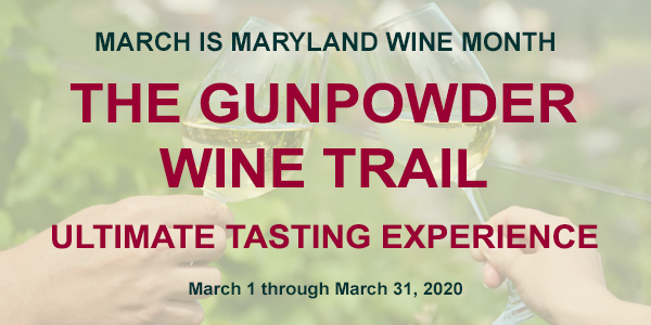 Maryland Wine Month March 2020-03