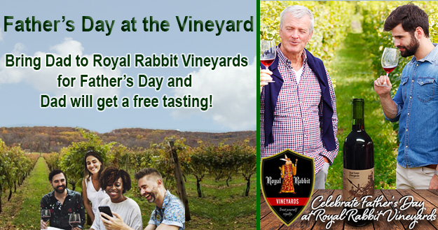 Father's Day at the Vineyard 2021-06-20
